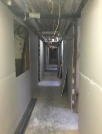 General progress of the corridor 2016
