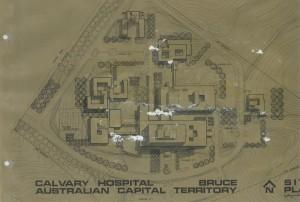 calvary hospital site plan